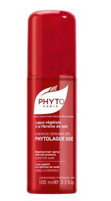Фито лак за коса с копринени протеини/Phytolaque soie 100ml