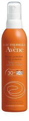 Авен Спрей за деца SPF30/Avene Spray for children SPF30 200ml