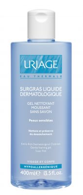 Уриаж почистващ гел/Uriage cleansing gel 400ml