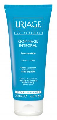 Уриаж Гомаж интеграл ексфолиращ гел/Uriage Gommage integral exfoliating gel 200ml