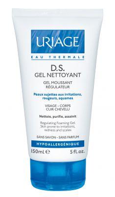 Уриаж Д.С. почистващ гел/Uriage D.S. cleansing gel 150ml