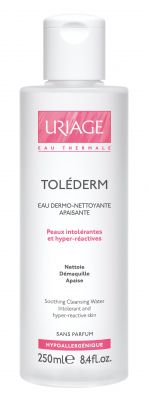 Уриаж Толедерм почистваща вода/|Uriage Tolederm cleansing water 250ml