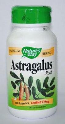Астрагал корен/Astragalus Nature's Way 470mg * 100caps