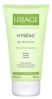 Уриаж Хисеак почистващ гел/Uriage Hyseac cleansing gel 150ml
