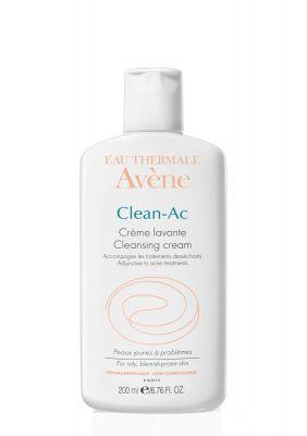 Авен Клийн-Ак почистващ крем/Avene Clean-Ac cleansing cream 200ml
