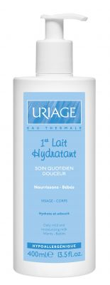 Уриаж Хидратиращо мляко/Uriage Hydrating milk 400ml