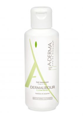 А-дерма Дермалибур почистващ гел/A-derma Dermalibour gel moussant 125ml