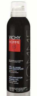 Виши гел за бръснене/Vichy Homme shaving gel 150ml