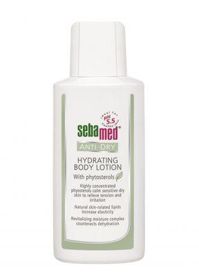 Себамед лосион за суха кожа с фитостероли/Sebamed hydrating body lotion 200ml