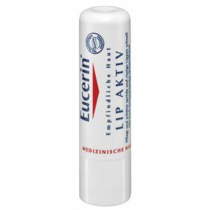 Еусерин балсам за устни/Eucerin pH 5 lip activ 4,8g