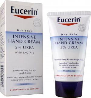 Еусерин 5% урея крем за ръце/Eucerin 5% urea hand cream 75ml