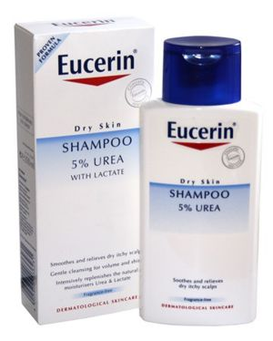 Еусерин 5% урея шампоан/Eucerin 5% urea shampoo 250ml