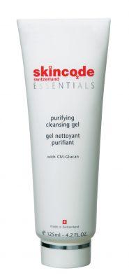 Скинкод измиваща гел-пяна/Skincode cleansing gel 125ml