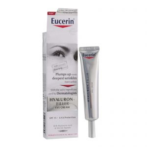 Еусерин Хиалурон филър околоочен крем/Eucerin Hyaluron-Filler eye creme 15ml