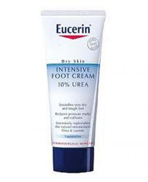 Еусерин10% урея крем за крака/Eucerin 10% urea foot cream 100ml