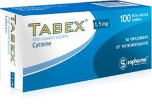 Табекс таблетки/Tabex 1,5mg 100tablets