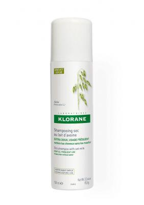 Клоран сух шампоан Овес/Klorane dry shampoo Avoine 150ml