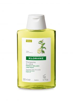 Клоран шампоан Седра/Klorane shampoo Cedrat 200ml 400ml