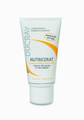 Дюкре Нутрисерат подхранваща емулсия/Ducray Nutricerat intense-nutrition emulsion 100ml