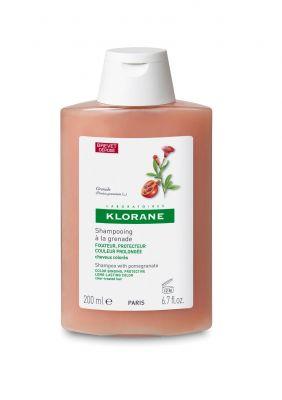 Клоран шампоан Нар/Klorane shampoo Grenade 200ml