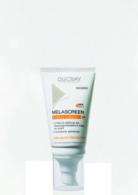 Дюкре Меласкрин богат крем SPF50+/Ducray Melascreen Rich cream SPF 50+ 40ml