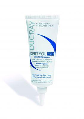 Дюкре Кертиол П.С.О. кераторедуциращ крем/Ducray Kertyol P.S.O kerato-reducing cream 100ml