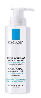 Ла Рош Позе Физиолоджикъл гел/La Roche-Posay Physiological cleansing gel 200ml