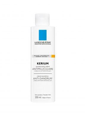 Ла Рош Позе Кериум шампоан за сух пърхот/La Roche-Posay Kerium dry dandruff shampoo 200ml