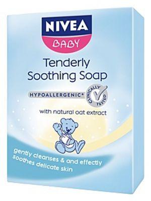 Нивеа Бебе Нежен успокояващ сапун/NIVEA Baby Soothing soap