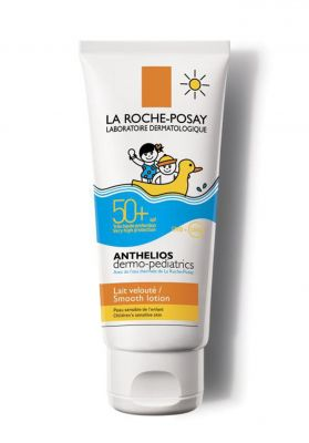 Ла Рош Позе Антелиос дермо-педиатрик мляко SPF50+/La Roche-Posay Anthelios milk SPF50+ 100ml 300ml