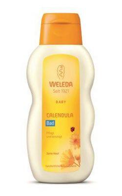 Веледа Измиващо мляко с невен/Weleda Calendula Cremebad 200ml