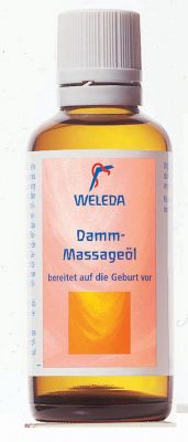 Веледа Масло за перинеум/Weleda Damm-Massageöl 50ml