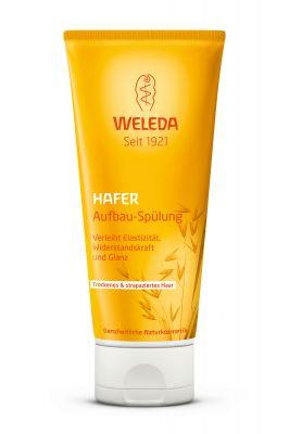 Веледа Възстановяващ балсам за суха и изтощена коса/Weleda Hafer Aufbau-Spülung 200ml
