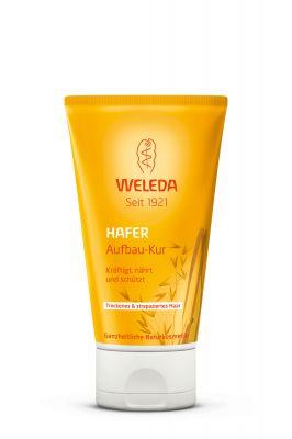 Веледа Възстановяваща маска за суха и изтощена коса/Weleda Hafer Aufbau-Kur 150ml