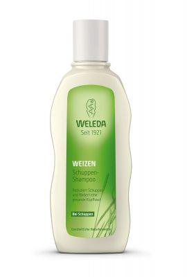 Веледа Балансиращ шампоан против пърхот/Weleda Weizen Schuppen-Shampoо 190ml
