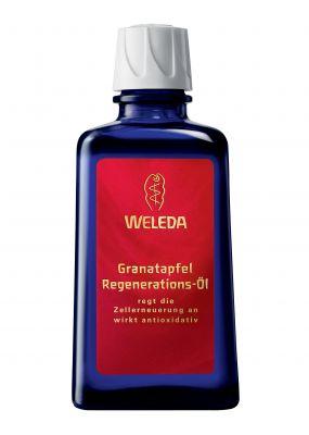 Веледа Възстановяващо масло с нар/Weleda Granatapfel Regenerations-Öl 100ml