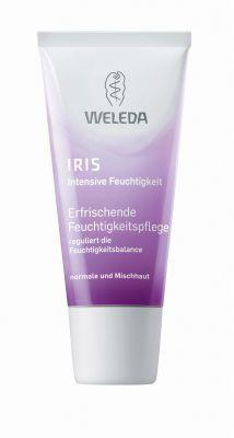 Веледа Хидратираща емулсия за лице с ирис/Weleda Erfrischende Feuchtigkeitspflege 30ml