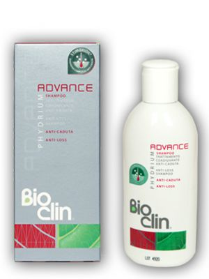 Биоклин Фидриум-Адванс/Bioclin Phydrium-Advance Anti-Loss Shampoo 200ml