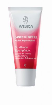 Веледа Стягащ нощен крем с нар/Weleda Granatapfel Straffende Nachtpflege 30ml