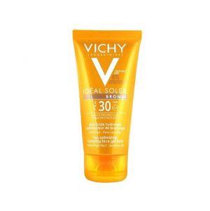 Виши Солей гел-флуид SPF30/Vichy Ideal Soleil SPF30 bronze 50ml