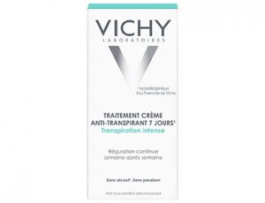 Виши дезодорант крем 7 дни/ Vichy anti-transpirant creme 30ml