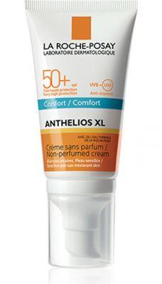 Ла Рош Позе Антелиос Комфорт крем SPF50 без парфюм/La Roche-Posay Anthelios Comfort cream SPF50+ 50ml