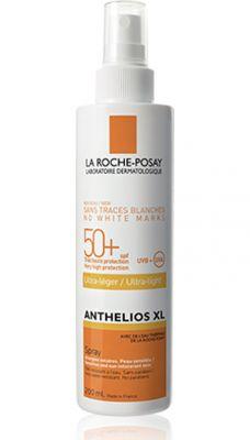 Ла Рош Позе Антелиос ХЛ ултра лек спрей SPF50+/La Roche-Posay Anthelios ultra spray SPF50+ 200ml