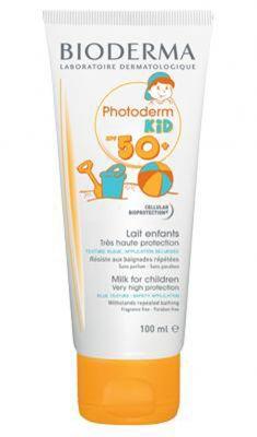 Биодерма Фотодерм Кидс милк/Bioderma Photoderm KID milk SPF50+ 100ml