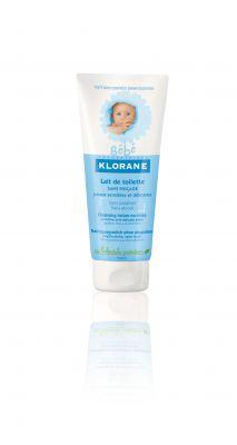 Клоран бебе тоалетно мляко/Klorane bebe lait de toilette 200ml 500ml