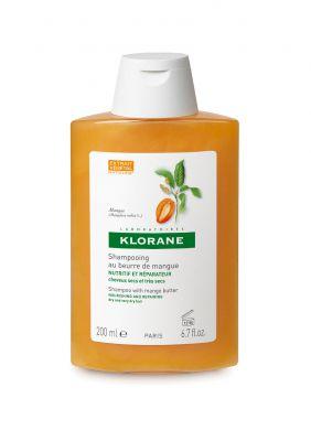 Клоран шампоан Манго/Klorane shampoo Manque 200ml 400ml