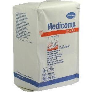 Хартман Медикомп нестерилни марли/Hartmann Medicomp